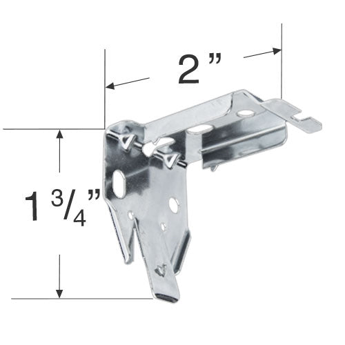 Comfortex Mounting Bracket For Cordless And Cord Loop