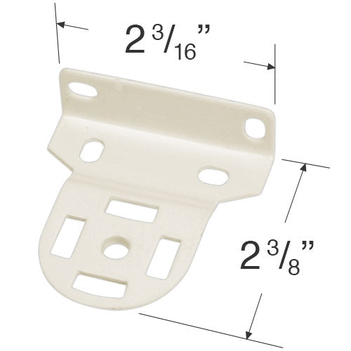 Rollease Skyline Series Roller Shade Mounting Brackets - SLB660