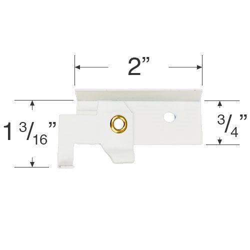 Hunter Douglas Swivel-Style Mounting Bracket for 3/8
