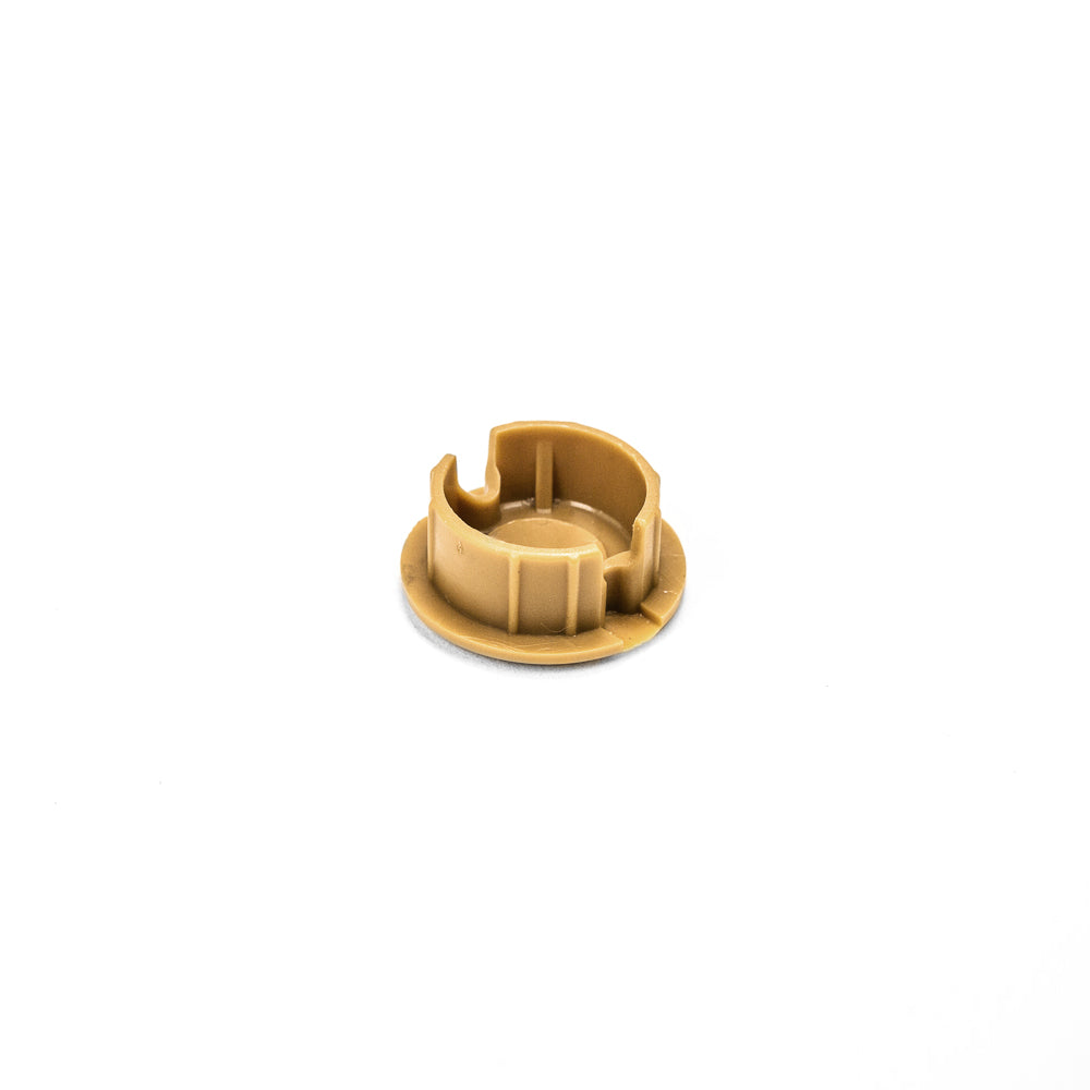 Bottom Rail Cord Cover Button For Wood And Faux Wood