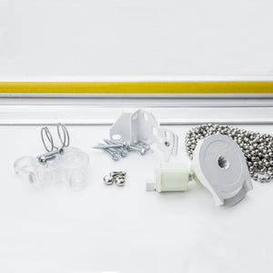 "4 ft Wide Roller Shade Kit - 1"" Tube"