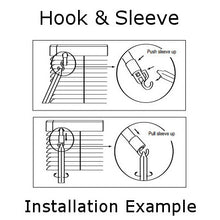 Levolor Tilt Mechanism Hook for Horizontal Blinds