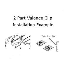 Graber and Bali Valance Clip for 2