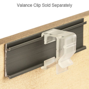 Hunter Douglas Hidden Valance Clip for Wood & Faux Wood Valances