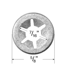Vertical Blind Star Fastener 01