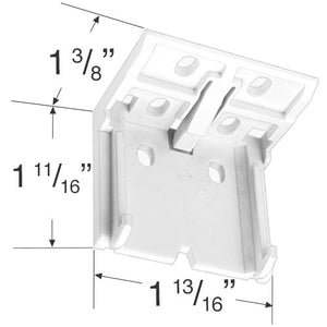 Hunter Douglas PowerRise Mounting Bracket for Honeycomb Shades