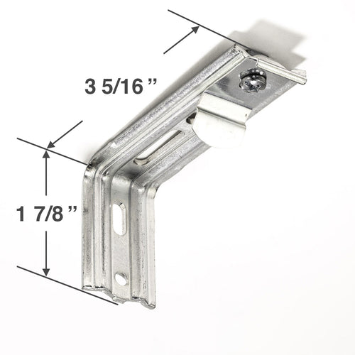 Graber and Bali Mounting Bracket for Outside Mount Magnum and G-98 Vertical Blinds
