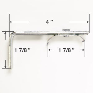 Graber  Mounting Bracket for Outside Mount G-71 Vertical Blinds