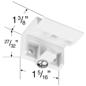 Mounting Bracket for Pleated and Cellular Shades