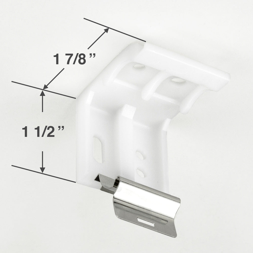 Allen and Roth Mounting Bracket for Cordless Honeycomb Shades