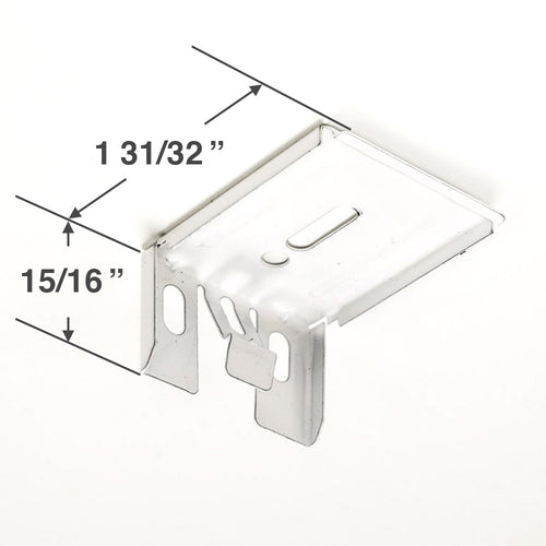 Alta and Hunter Douglas Mounting Bracket for 3/4