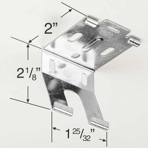 Rollease Cassette 100 Mounting Bracket for Roller Shades - SB20-0202