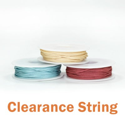 Clearance - 1.4mm String 50 Feet