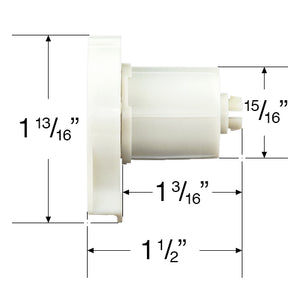 "Rollease R-Series R3 Roller Shade Clutch for 1"" Tubes - R3C02"