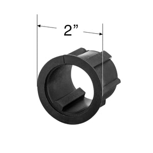 "Rollease Clutch Adapter for Roller Shades with R16, R24, SL20 and Galaxy Clutches - 2"" Tubes"