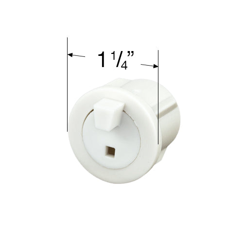 Rollease R-Series Roller Shade End Plug for 1 1/4