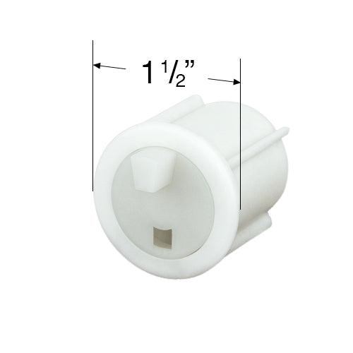 Rollease R-Series Roller Shade End Plug for 1 1/2