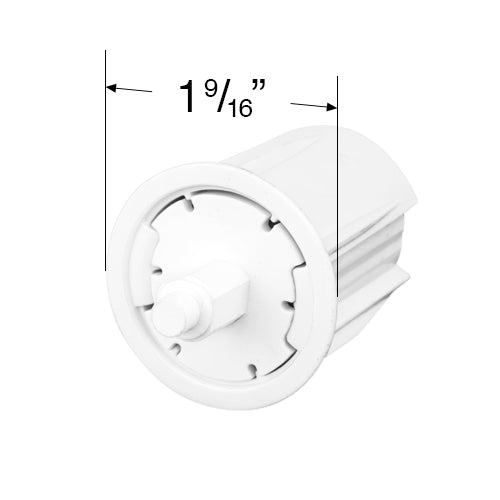 Rollease Skyline Series Roller Shade Pin Ends for 1 9/16