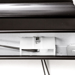 Cord Lock Mechanism for Horizontal Blinds