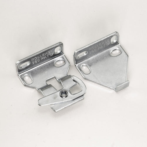 Rollease Mounting Brackets for R Series Roller Shades with R3 & R8 Clutches