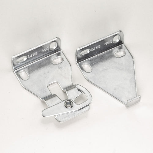 Rollease R-Series 380 Roller Shade Mounting Brackets for R3 & R8 Clutches - RB380