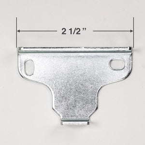 Rollease Mounting Brackets for R Series Roller Shades with R16 Clutches