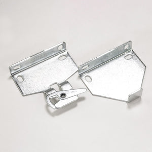 Rollease Mounting Brackets for R Series Roller Shades with R16 & R24 Clutches