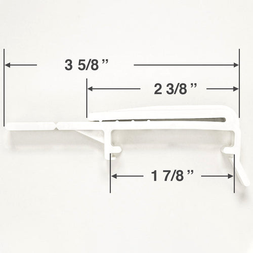 Graber Valance Clip for G-71 Super-Vue Vertical Blinds