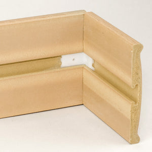 Plastic Valance Corner for Wood and Faux Wood Blinds
