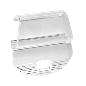 Cordless Mini Blind Handle - Clear