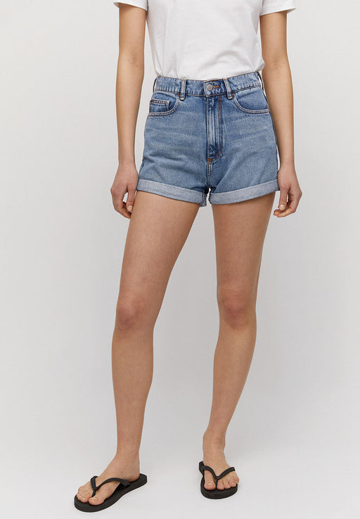 shorts silvaa faded blue