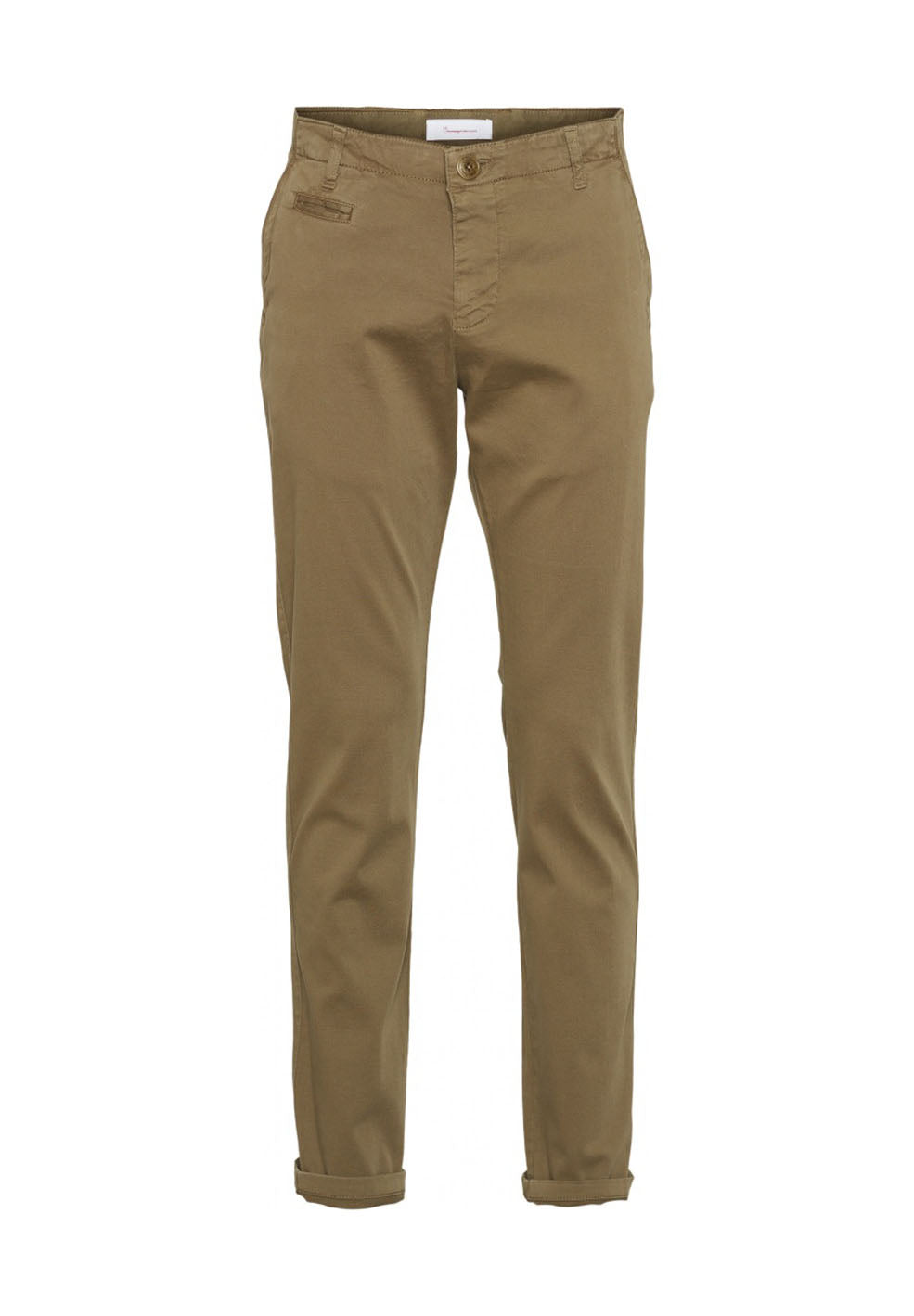 chino chuck stretched burned olive