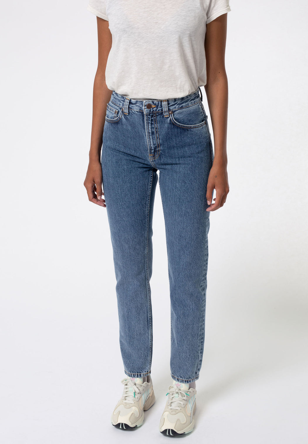 jeans breezy britt friendly blue