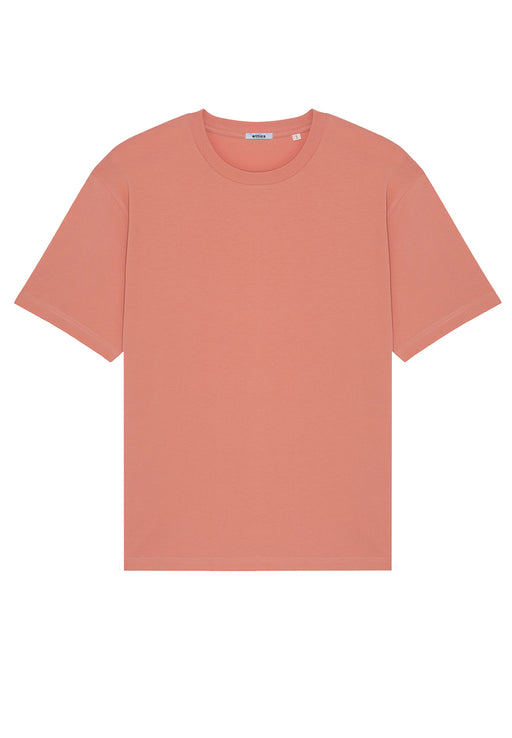 relaxed unisex t-shirt rose