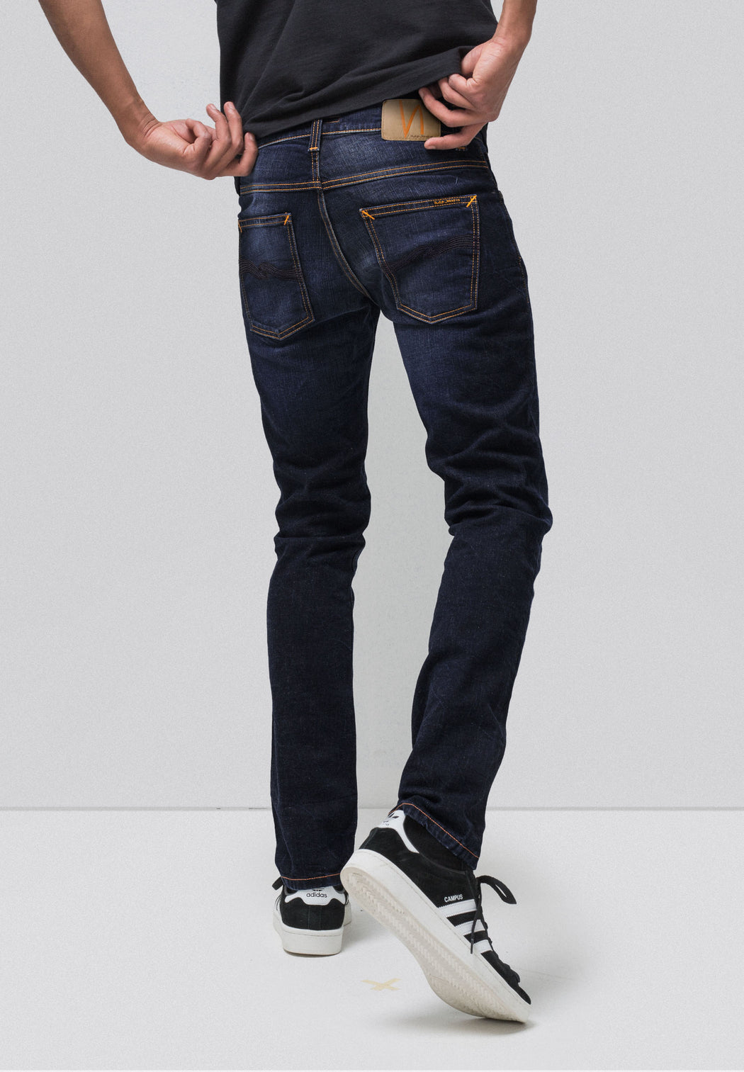 jeans grim tim ink navy