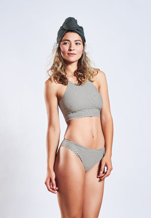 bikinitop gracetop stripes seaside