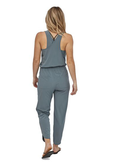 fleetwith romper plume grey