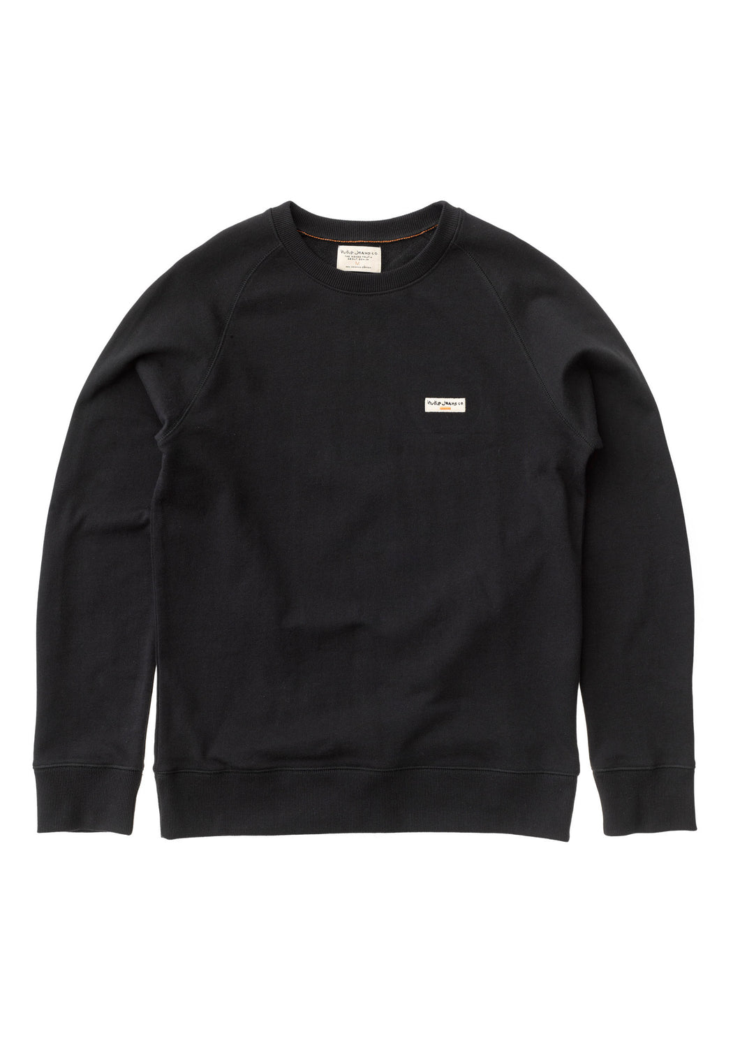 pullover samuel logo sweat black
