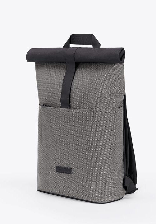 backpack hajo mini neural dark grey