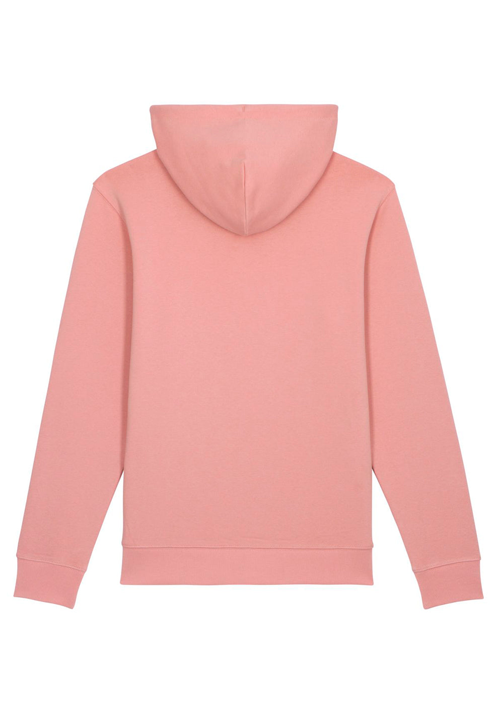 unisex hoodie canyon pink