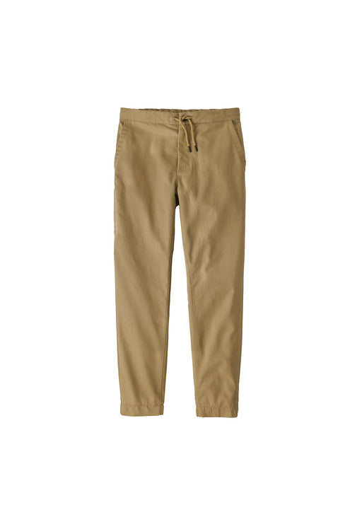twill traveler pants classic tan