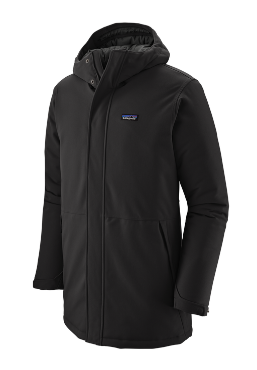 lone mountain parka black