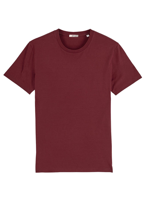 unisex t-shirt bordeaux