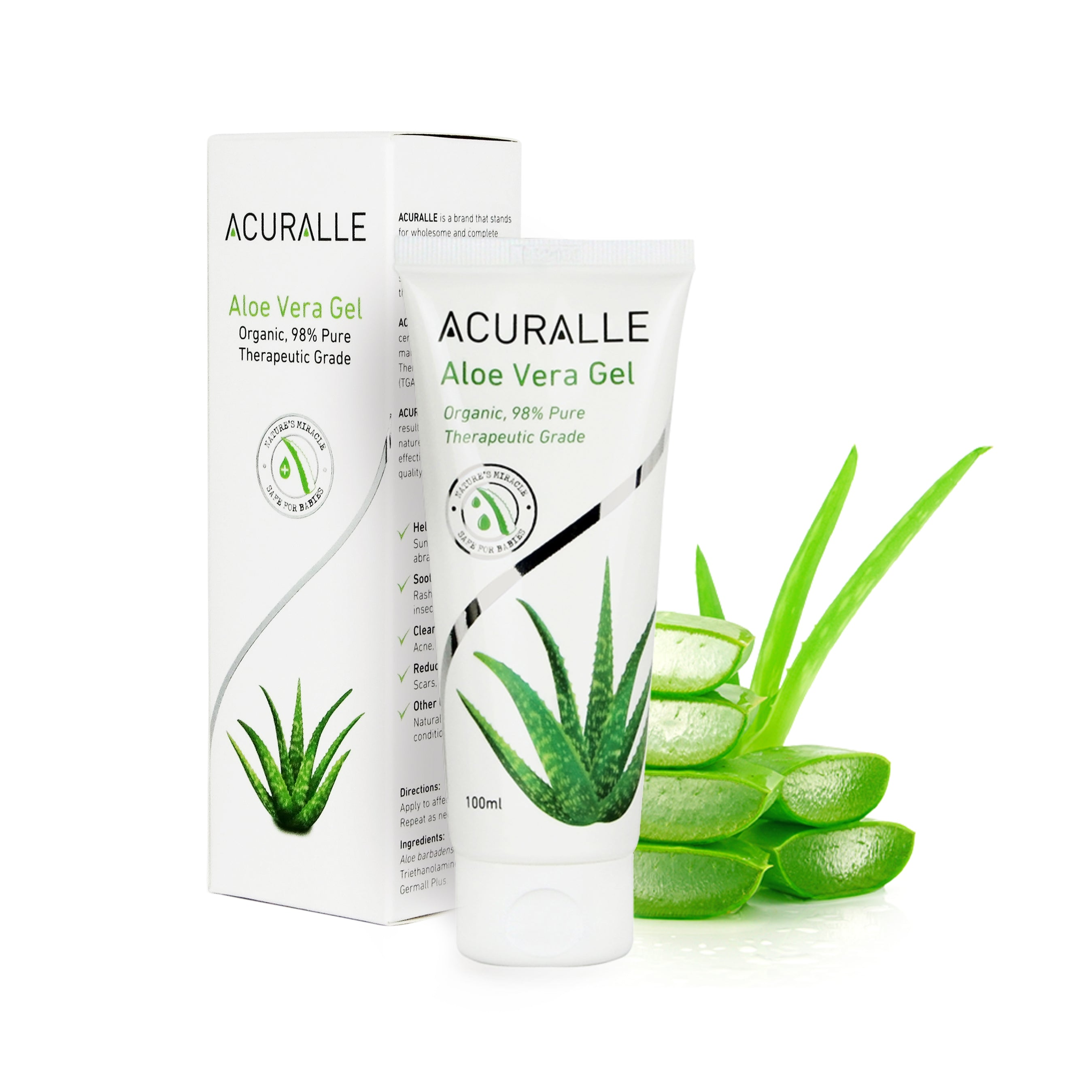 Acuralle Essentials Bundles (Argan Lavender)
