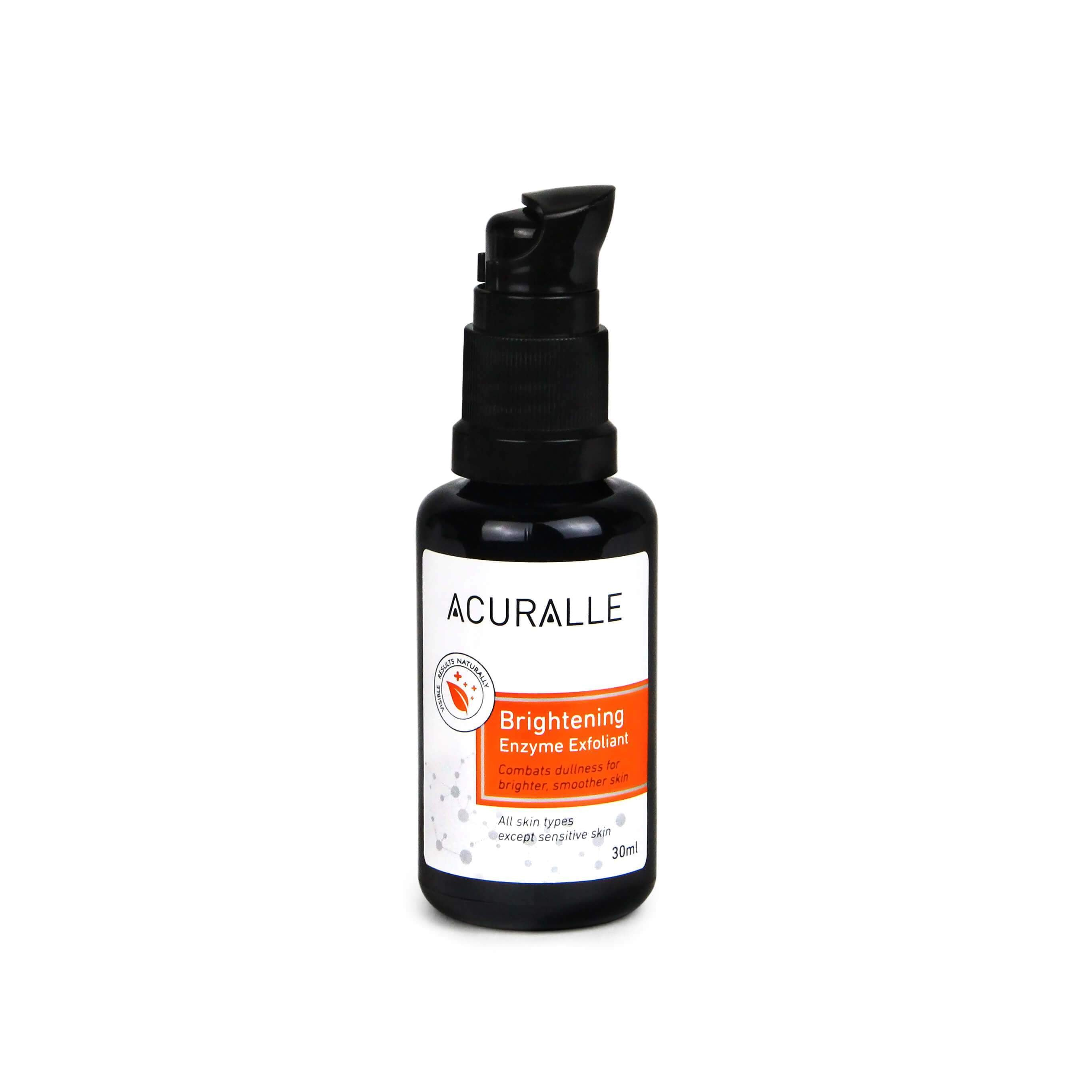 Acuralle Brightening Enzyme Exfoliant + Aloe 10ml