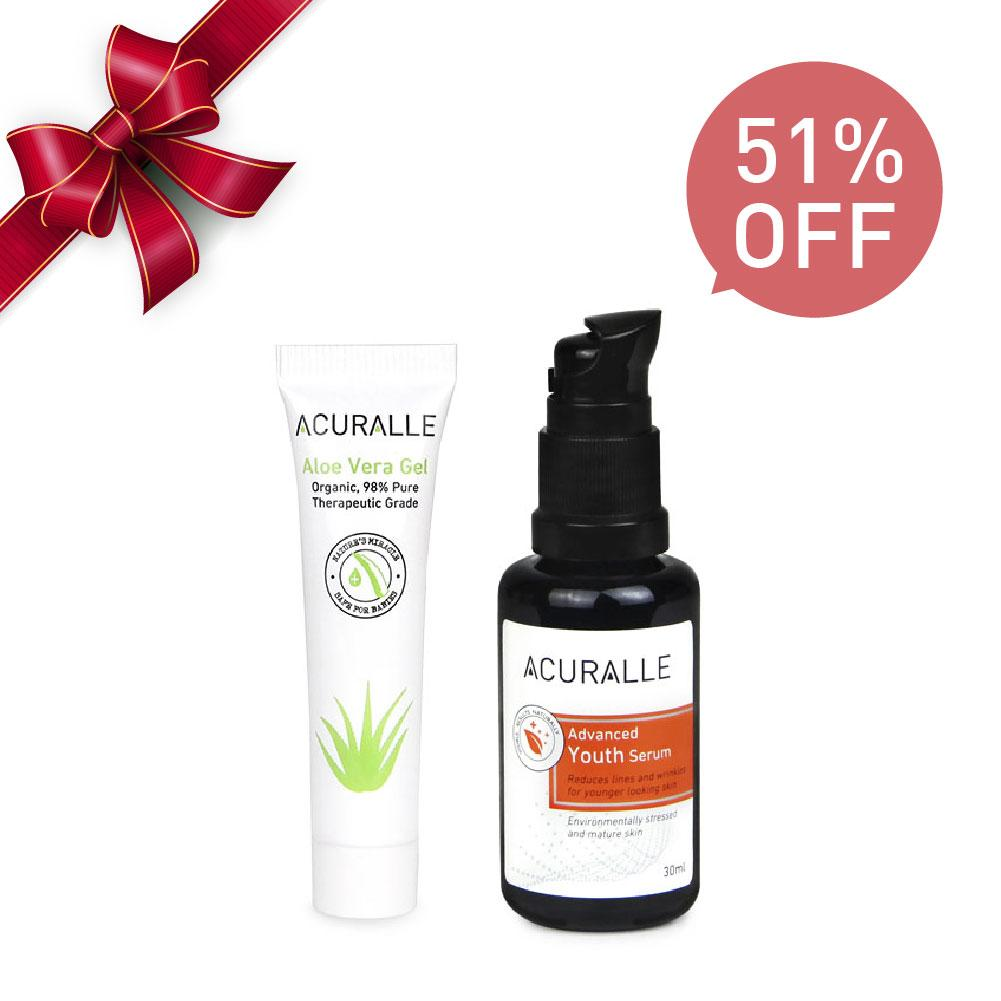 Acuralle Advanced Youth Serum + Aloe 10ml