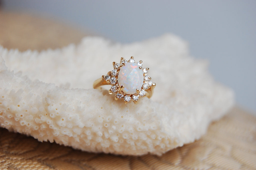 October's Child: The Opulence of the Opal Birthstone