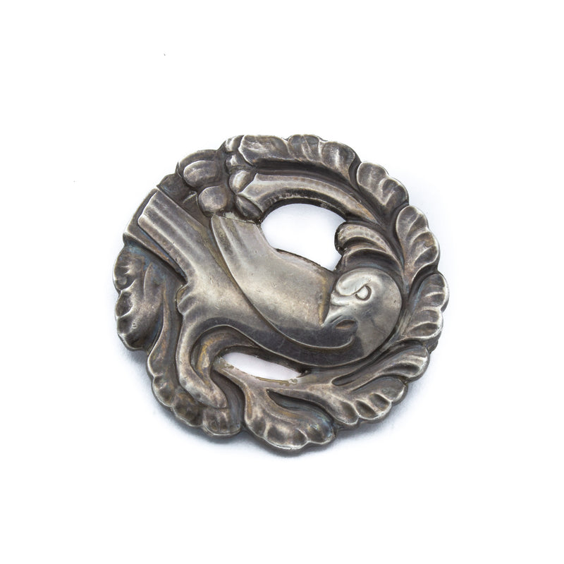 Georg Jensen Dove Pin
