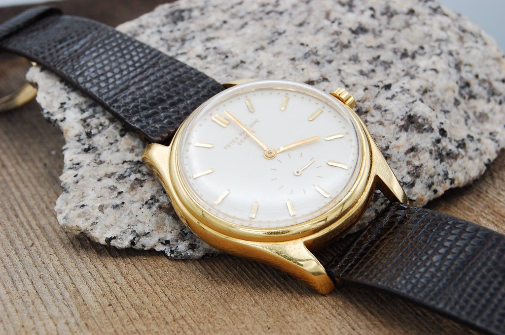 Patek Philippe Calatrava Wrist Watch