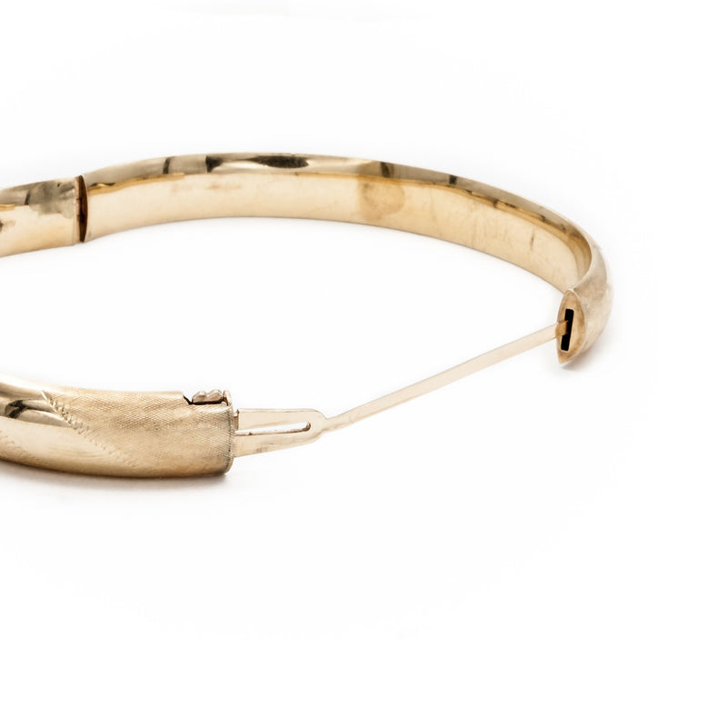Florentine Stripe Bangle